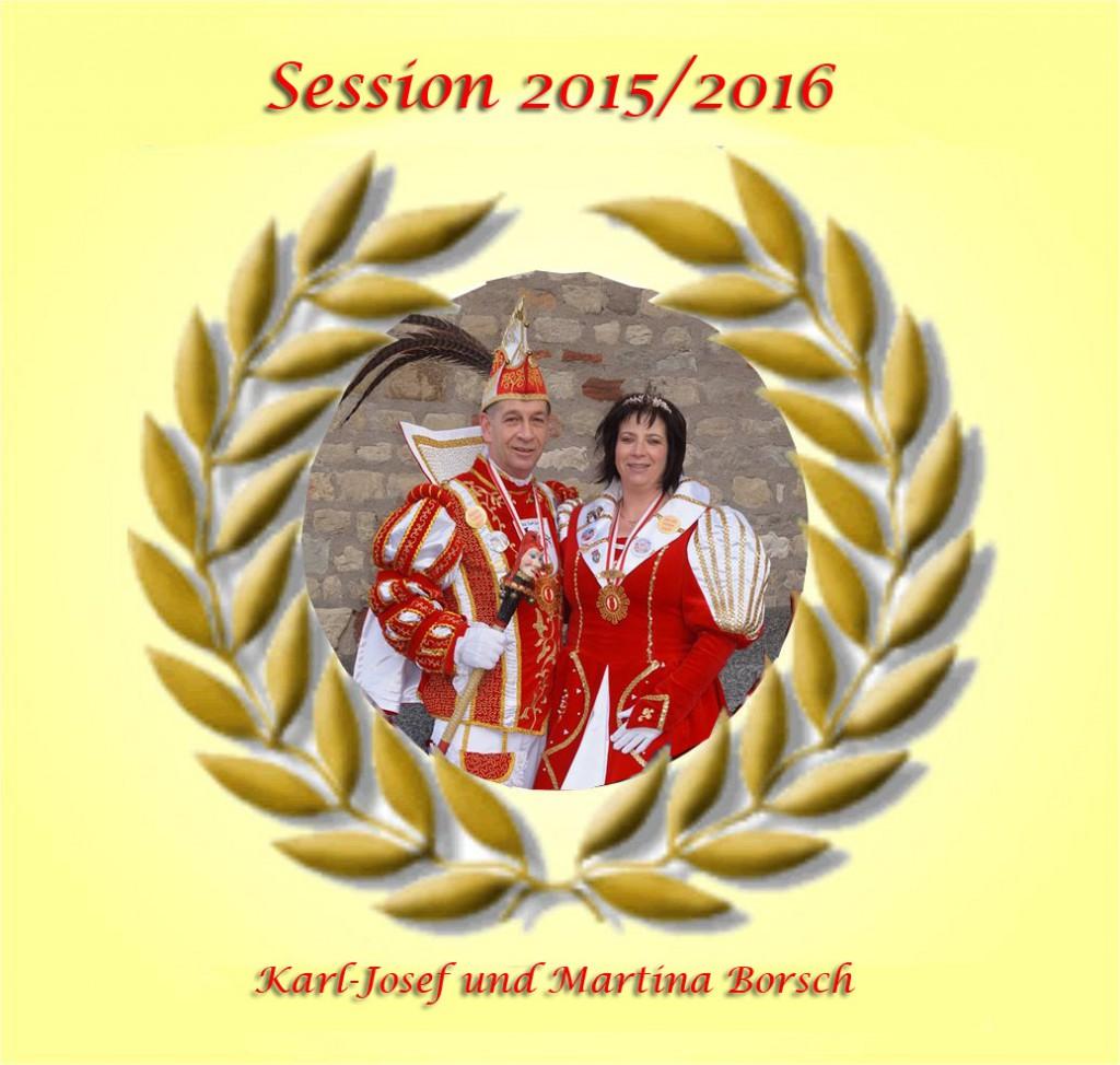 2015 Karl Josef und Martina Borsch