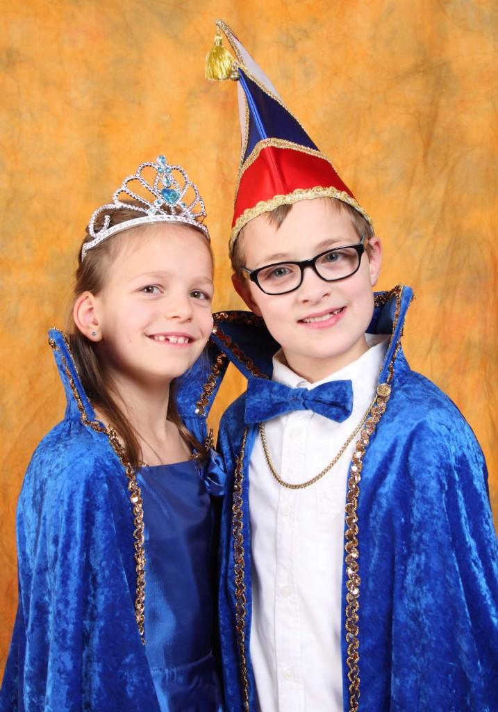 Kinderprinzenpaar2014