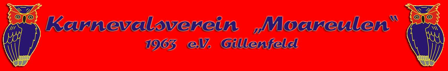 """Karnevalsverein """"Moareulen"""" Gillenfeld e.V."""
